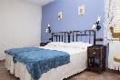Habitación Azul de Peña Montañesa, Adaptada
