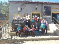 Grupo de visitantes