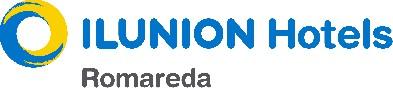 Logo hotel ilunion romareda