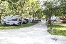 Exteriores del camping