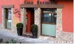 Fachada restaurante casa escartín
