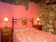 habitación cama matrimonio Casuca Indianos Izq
