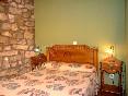 habitación cama matrimonio Casuca Indianos Dcha