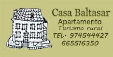 Imagen de Casa Rural Baltasar,                                         propietario de Casa Rural Baltasar