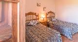 habitación doble de dos camas