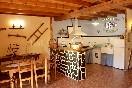 Salón y cocina Lapuchares