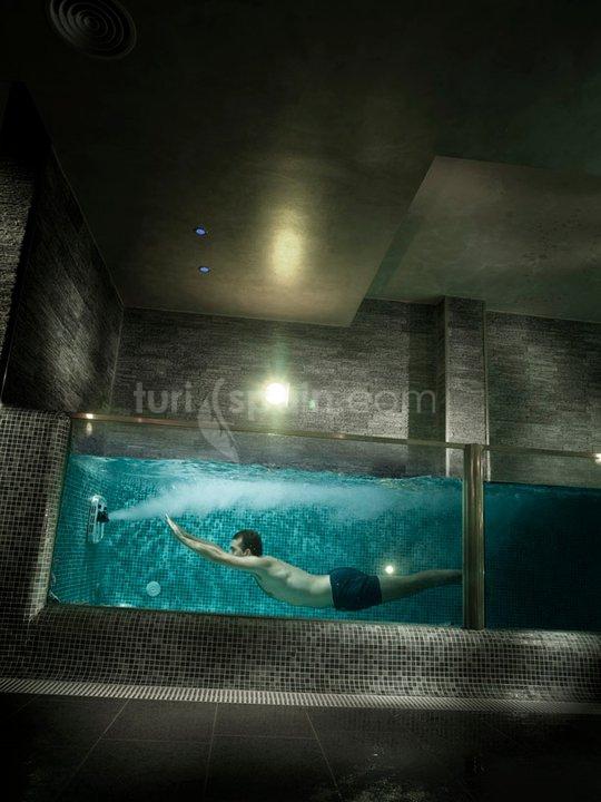 curiosa piscina