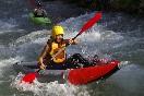 Kayak en aguas bravas en Cazorla
