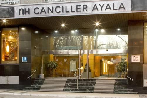 NH Canciller Ayala