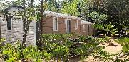 Camping tres estrellas Costa Brava bungalows