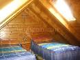 Habitación abuhardillada Bungalow C