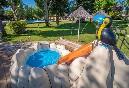 Zona infantil piscina