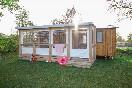 Resort top presta terrasse confort 6-8 pers