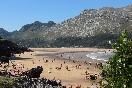 Playa y entorno