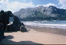 Playa roca