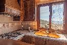 Salón-cocina vistas
