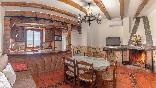Salón-cocina Almendro
