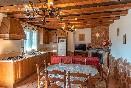 Salón-cocina espacios en El Nogal