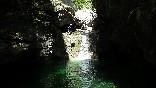 salto 2 canyoning
