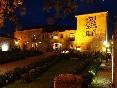 Hotel-palacio-la-peña-de-noche