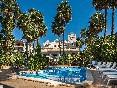 Hotel ciutat jardi piscina_