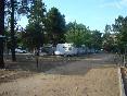 Parcelas en el camping