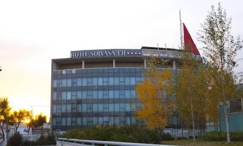 Solvasa Barcelona Hotel
