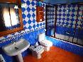 Casa-rural-valdrefresno-baño-azul