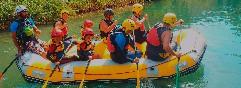 Rafting -familiar