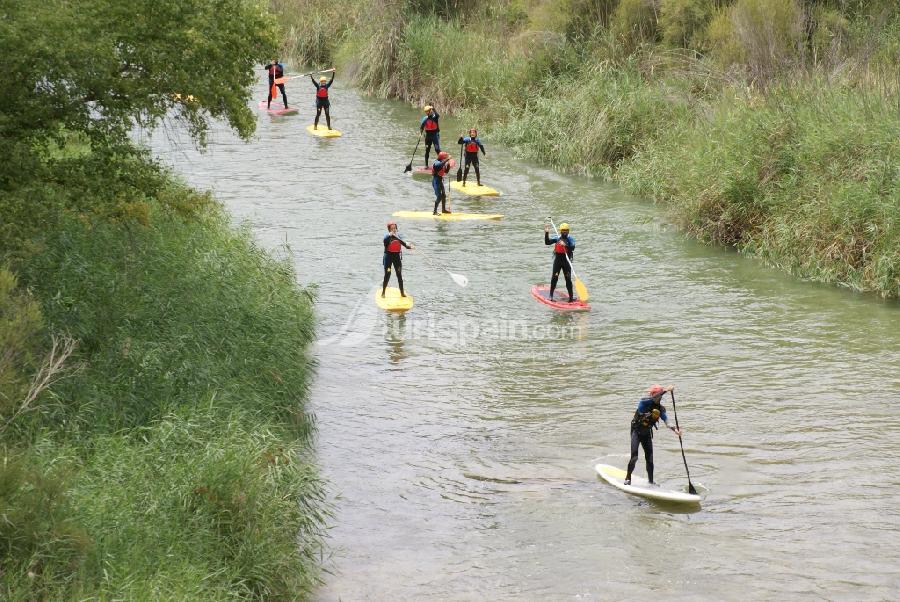Aventura Express River pádel surf