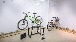 Habitació guarda bicicletas para ciclistas