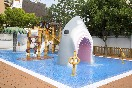 Balmes piscina tiburón