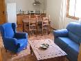 salón sofas azules