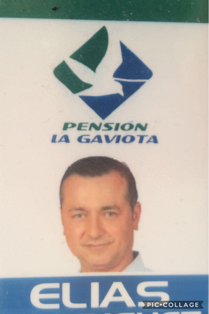 Imagen de Elías Rodríguez,                                         propietario de La Gaviota