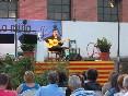 Actuación de cante minero La Mina En Solfa.