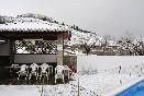 Exteriores con nieve