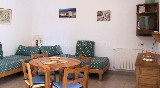 Sala de estar de Can Martí