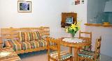 Sala de estar de Es Pinar