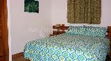 Habitación con cama de matrimonio de Los Cactus