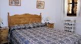 Habitación con cama de matrimonio de Es Parral 1