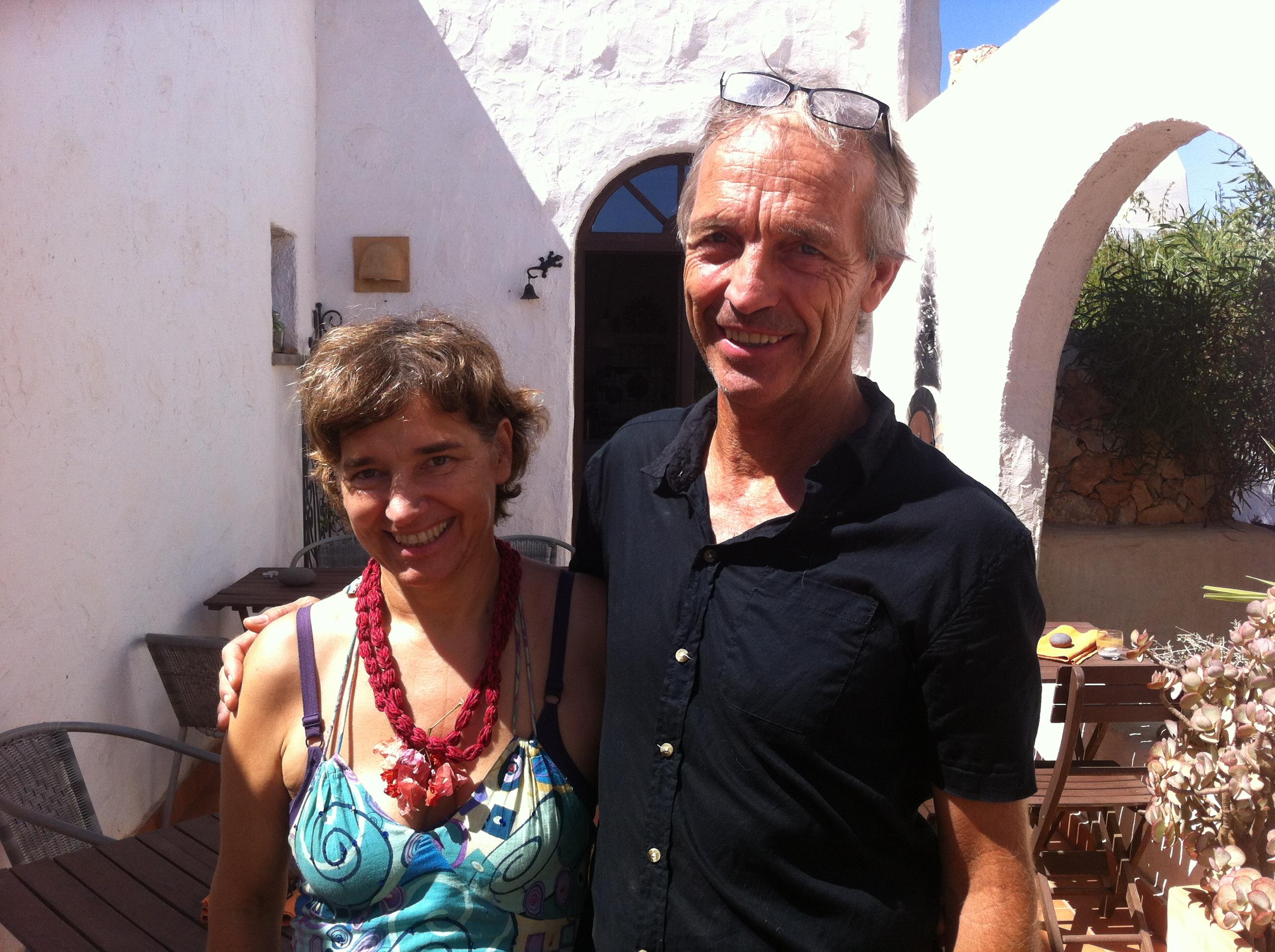 Imagen de Annika & Martin,                                         propietario de El Campillo y Cabo Activo