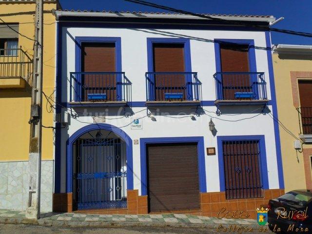 Fachadas De Casas Andaluzas Un Vestbulo Muy Luminoso With Fachadas