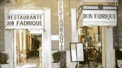 Don Fadrique Restaurante