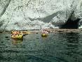 Happy kayak