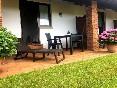 Zona relax con tumbona