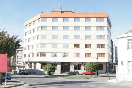 Hotel Xallas