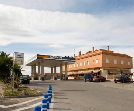Un descanso en el Hostal Los Martínez, Alicante