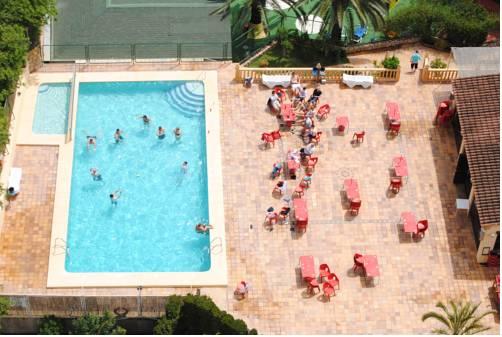 Apartamentos Palm Court