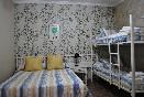 Hospedaje-casa-javier-habitación-familiar-literas
