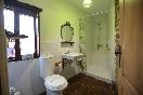Habitaciones rústicas baño